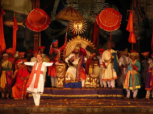 Kaviraj Bhushan - Raja ShivChhatrapati