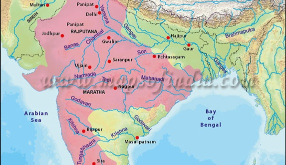 Maratha Samrajya मराठा साम्राज्य