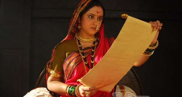 Mrinal Kulkarni as Rajmata Jijau