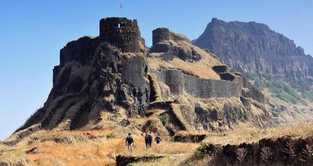 Rajgad Fort - राजगड किल्ला