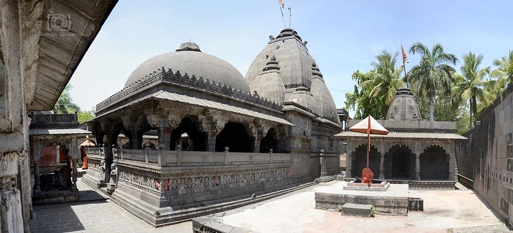 Siddheshwar Temple, Toka, Ahmednagar