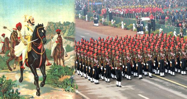 maratha light infantry day